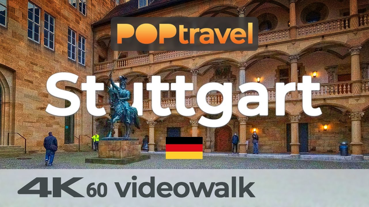 Featured image of post Walking in STUTTGART / Germany 🇩🇪