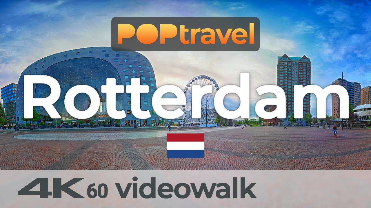 Featured image of post Walking in ROTTERDAM / Netherlands 🇳🇱