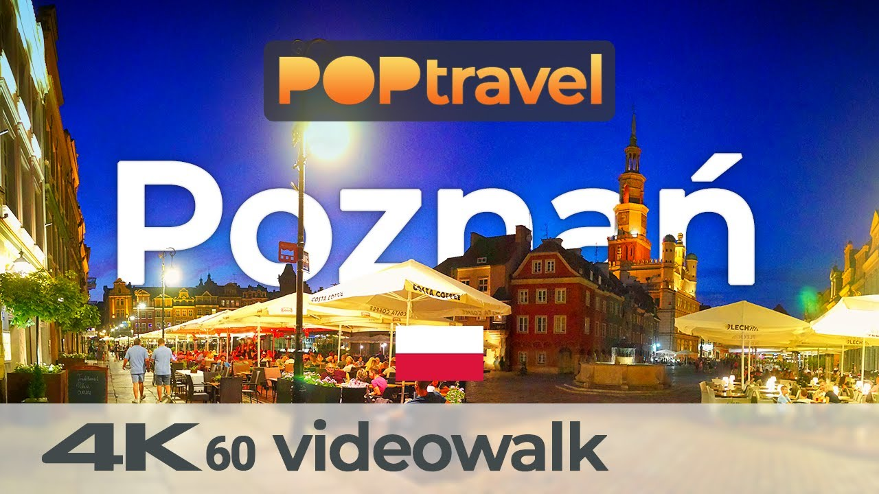 Featured image of post Walking in POZNAN / Poland 🇵🇱