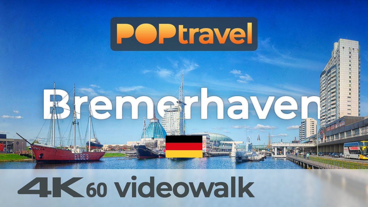 Featured image of post Walking in BREMERHAVEN / Germany 🇩🇪